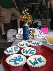 Cupcakes and Trophies