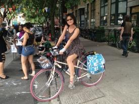 Best Commuter Bike goes to a WE Biker!